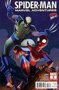 Spider-Man Marvel Adventures (2010) 3