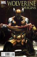 Wolverine Origins (2006) 49