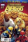 New Avengers (2010 2nd Series) 1A