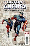 Captain America 1940s Newspaper Strip (2010) 1