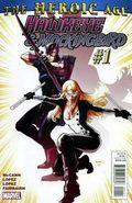 Hawkeye and Mockingbird (2010) 1A