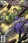 Transformers (2009 IDW) 8A