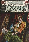 House of Mystery (1951-1983 1st Series) Mark Jewelers 207MJ