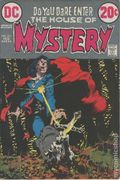 House of Mystery (1951-1983 1st Series) Mark Jewelers 211MJ