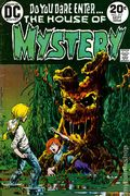 House of Mystery (1951-1983 1st Series) Mark Jewelers 217MJ