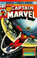 Captain Marvel (1968 1st Series Marvel) Mark Jewelers 37MJ