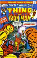 Marvel Two-in-One (1974 1st Series) Mark Jewelers 12MJ