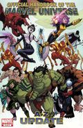 Official Handbook of the Marvel Universe A to Z Update (2010) 2