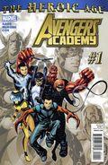 Avengers Academy (2010) 1A