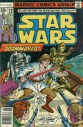 Star Wars (1977 Marvel) Mark Jewelers 12MJ
