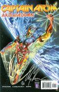Captain Atom Armageddon (2005) 1A.DF.SIGNED