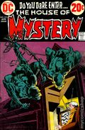 House of Mystery (1951-1983 1st Series) Mark Jewelers 213MJ