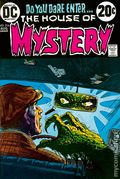 House of Mystery (1951-1983 1st Series) Mark Jewelers 216MJ