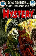 House of Mystery (1951-1983 1st Series) Mark Jewelers 221MJ