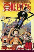One Piece TPB (2003- Viz Digest) 46-1ST