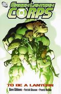 Green Lantern Corps To be a Lantern TPB (2007 DC) 1-REP