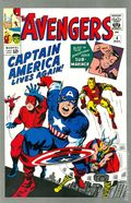 Avengers (1963 1st Series) JC Penney Reprint 4