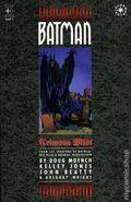 Batman Crimson Mist GN (1999 Titan Edition) 1-1ST