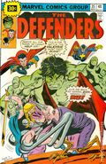 Defenders (1972 1st Series) 30 Cent Variant 35