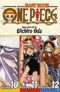 One Piece TPB (2009- Viz) 3-in-1 Volume 10-12-1ST