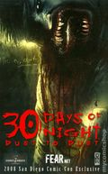 30 Days of Night Dust to Dust Promo Edition (2008) 0