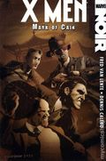 X-Men Noir Mark of Cain HC (2010 Marvel) 1-1ST