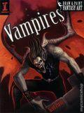 Draw and Paint Fantasy Art Vampires SC (2010 Impact) 1-1ST