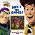 Toy Story 3 Meet the Gang HC (2010 Moving Picture Book) 1-1ST