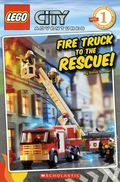 LEGO City Adventures Fire Truck to the Rescue SC (2009) 1-REP