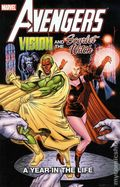 Avengers Vision and the Scarlet Witch TPB (2010 Marvel) A Year in the Life 1-1ST