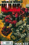 Hulk (2008 Marvel) 22B