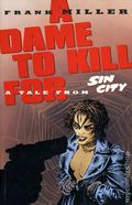 Sin City A Dame to Kill For TPB (1995 Dark Horse) 2nd Edition 1-REP