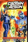 Captain Action HC (2010 Moonstone) Limited Edition 1-1ST