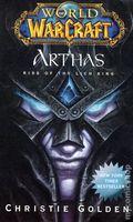 World of Warcraft Arthas Rise of the Lich King PB (2010 Novel) 1-1ST
