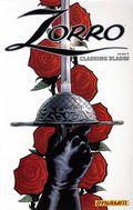 Zorro TPB (2009-2011 Dynamite) 2-1ST