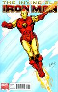 Invincible Iron Man (2008) 25F