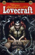 Strange Adventures of HP Lovecraft TPB (2010 Image) 1-1ST