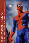Spider-Man Down These Mean Streets HC (2005 Novel) 1-1ST