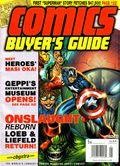 Comics Buyer's Guide (1971) 1624