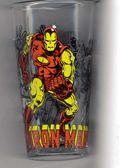 Toon Tumblers Marvel Comics Pint Glasses (2010) IRONMAN3