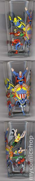 Toon Tumblers DC Comics Pint Glasses (2010) TT0091