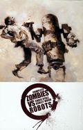 Complete Zombies vs. Robots TPB (2008 IDW) 1-REP