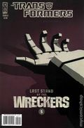 Transformers Last Stand of the Wreckers (2010 IDW) 5B