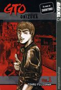 GTO GN (2002-2005 Tokyopop Digest) 1-REP