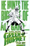 Green Hornet Year One (2010 Dynamite) 3C