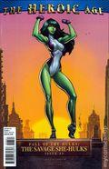 Savage She-Hulks (2010 Marvel) 3B