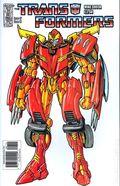 Transformers (2009 IDW) 7C