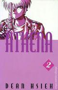 Athena TPB (1997-1998 Digest) 2-1ST