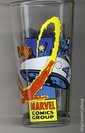 Toon Tumblers Marvel Comics Pint Glasses (2010) FF-01