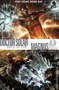 Doctor Solar Magnus Robot Fighter (2010 FCBD) 1A